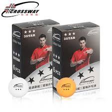 <b>CROSSWAY Professional Table</b> Tennis Racket 6 <b>Star</b> Single Racket ...
