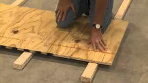ThermalDry Insulated Floor Decking: For a Warm, Dry and Mold-Free Finished Basement  Floor - YouTube