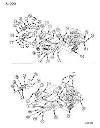 1995 dodge dakota alternator mounting diagram 00000egx