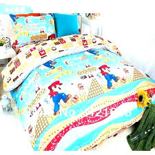 super mario bedding full size super bed sheets bedding character world brothers set queen size a