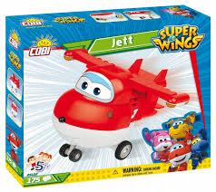 ROZETKA | <b>Конструктор</b> Супер Крылья Джетт Super Wings <b>Jett</b> ...