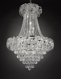 cjd b7 cs 2173 26 french empire crystal chandelier