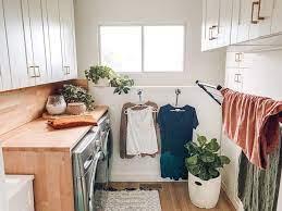 small laundry room storage ideas