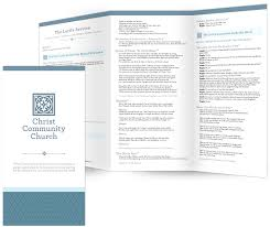 Free Download Brochure Templates For Microsoft Word Free Church Brochure Templates For Microsoft Word The Best 18