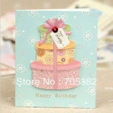 Us 0 88 11 Off 1pc 7 5x 9cm Cute Small Greeting Card With Envelope Mix Designs Birthday Card Thank You Card Wholesale Price Ss 3011 In