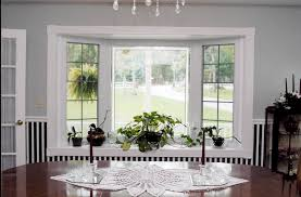 Outside Window Decorations Enchanting How To Decorate A Bay Window Pics Decoration Ideas