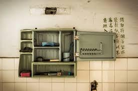 Hospital Medicine Cabinet Medicine Cabinet In The Abandoned Hospital Synapticism