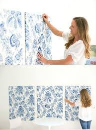 framed fabric wall art diy fabric