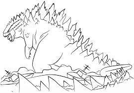 In case you don\'t find what you are looking for. Godzilla Coloring Pages To Print 101 Coloring