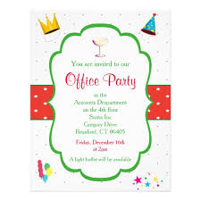 office party flyer christmas office party invitation flyer zazzle com