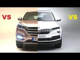 2018 hyundai tucson sport. modren sport 2018 skoda karoq vs hyundai tucson  vs for hyundai tucson sport a