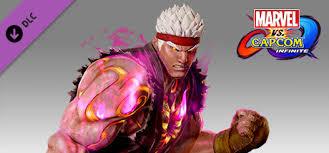 Marvel Vs Capcom Infinite Evil Ryu Costume Appid 622991