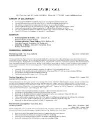 golf professional resume golf professional resume updated