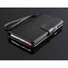 lychee book leather wallet case with stand cover for samsung galaxy note 3 iii n9000