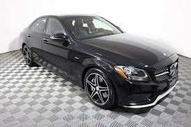Pre Owned Mercedes Benz C Class Sedan C Amg