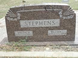 William Lafayette Stephens (1871-1951) - Find A Grave Memorial