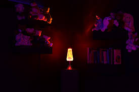 lighting for dark rooms. Dark-Rooms-Books-and-Lava-Lamp.jpg Lighting For Dark Rooms