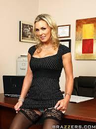 Tanya tate big tits at work