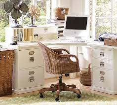 White Corner Desk for the Home