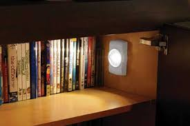book shelf lighting. Stop Searching And Start Finding With LED Under-Cabinet Lighting Book Shelf