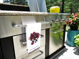 Master Forge Outdoor Kitchen Outdoor Grilling Organization Be My Guest With Denise
