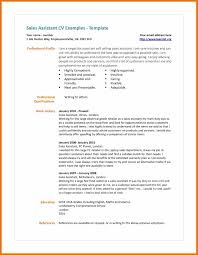 7 Resume Sales Assistant 2017 Budget Reporting