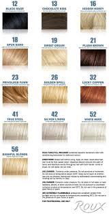 Fancy Full Hair Color
