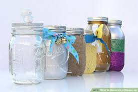 How To Decorate A Mason Jar 100 Ways To Decorate A Mason Jar WikiHow 37