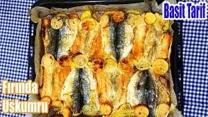 Fırında Nefis Uskumru Tarifi / Fırında Balık Nasıl Pişirilir / Balık Nasıl  Temizlenir - YouTube