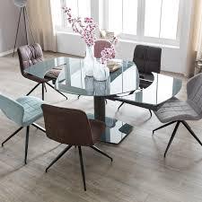 Esszimmertisch 120 180 Cm Ausziehbar Küchentisch Esstisch Metall