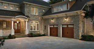 garage door with entry doorMatching front door and garage door gives extra curb appeal