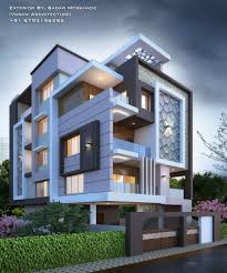Elevation Design Photos Residential Houses Modern Residential House Bungalow Exterior By Sagar