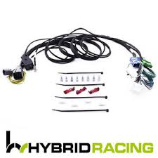 hybrid racing k swap engine conversion wiring harness 01 05 honda image is loading hybrid racing k swap engine conversion wiring harness