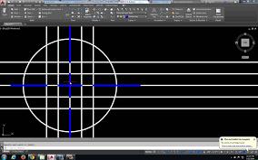 basic autocad architecture commands part 5 layers center marks center lines