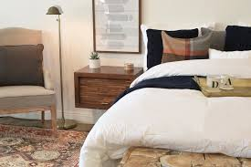 Modern Rustic Bedroom Bedroom Modern Rustic Bedroom With Log Bench And Wall Mounted