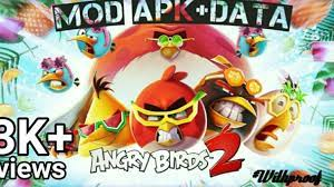 How to download Angry Birds 2 Mod Apk+Data #WithProof ... in 2021 | Free  games, Angry birds, Birds