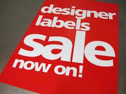 Designer Labels for 1p