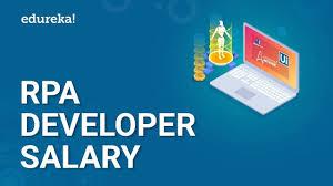 Web Designing Salary In Chennai Rpa Developer Salary Average Salary Of A Rpa Developer In India Us Edureka