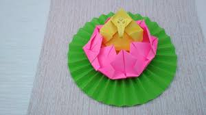 how to make paper throne for ganesh eco friendly fl craft for ganpati decoration