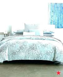 discontinued calvin klein bedding modern cotton duvet cover covers king home oxidized paisley clearance