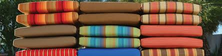 Outdoor Cushions Sunbrella Cushions Patio Furniture Cushions