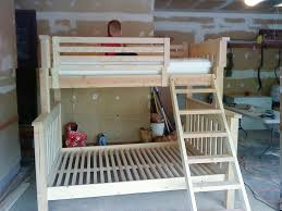 Built In Bed Plans 25 Diy Bunk Beds With Plans Guide Patterns