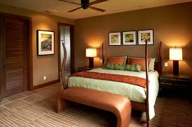 Elegant Bedroom Interior Design Idea Equipped with Modern Plan Finished  with Best Master Bedroom Paint Colors