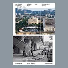 Le Corbusier 5 X Unité Dhabitation Marseille Berlin Rezé Briey En Foret Firminy