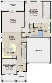 ryland homes floor plans. Frost II By Ryland Homes At Connerton. 1st Floor Plans O