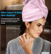 What Causes Itching After Bathing & How to Get Rid of it?