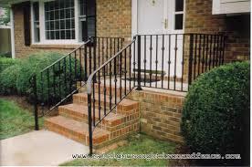 wrought iron railing. Wrought Iron Railing D
