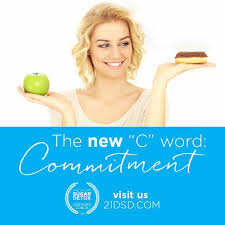 """The New """"C"""" Word: Commitment 