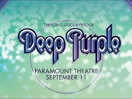 Deep Purple: The Long Goodbye Tour - STG Presents