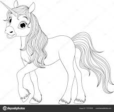 Cute Young Unicorn Stock Vector Andreymakurin 172743636